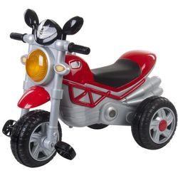 Jeździk motocykl Chopper czerwony Sun Baby J05.022.1.1