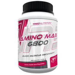 Aminokwasy TREC AMINOMAX 6800 320tabs Najlepszy produkt