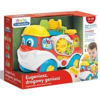 Pozostałe zabawki dla najmłodszych, Zabawka edukacyjna Eugeniusz Drogowy Geniusz