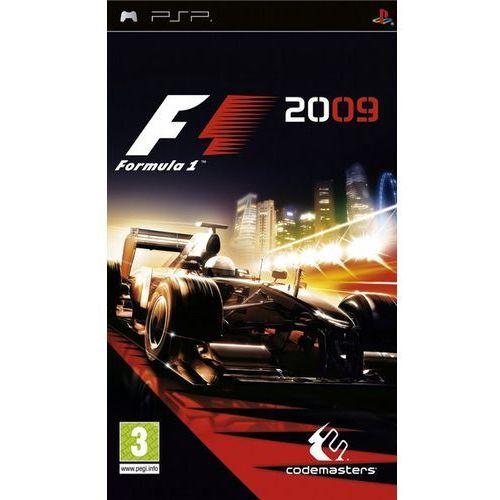 Gry PSP, F1 2009 (PSP)