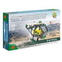 Kreatywne dla dzieci, ALEXANDER Mały konstruktor Patrol (5906018012040)