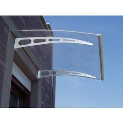 Proste zadaszenie NEONA z aluminium - 150*90*15cm