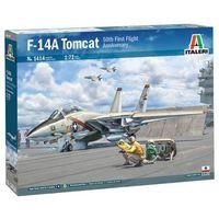 Figurki i postacie, Model plastikowy F-14A Tomcat Recessed Line Panels 50t