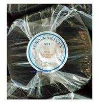 Folie i agrowłókniny, Agrowółknina ściółkujaca PP 50 g/m2 czarna 1,6 x 100 mb. Rolka o wadze 8,6 kg.