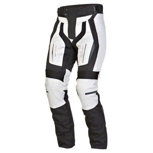 Spodnie motocyklowe damskie, SPODNIE TEKSTYLNE REBELHORN CHANZO LADY GREY/BLACK