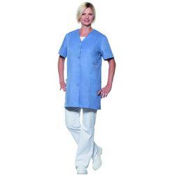 Kitel medyczny damski, rozmiar 46, szaroniebieski | KARLOWSKY, Mara