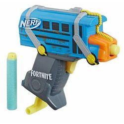 Pistolet Nerf Microshots Fortnite Battle Bus