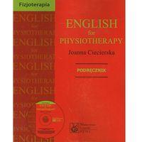 Książki do nauki języka, English for physioterapy. Podręcznik. Angielski dla fizjoterapeutów (opr. miękka)