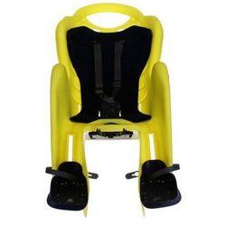 Fotelik rowerowy BELLELLI Mr Fox Relax Żółty DARMOWY TRANSPORT