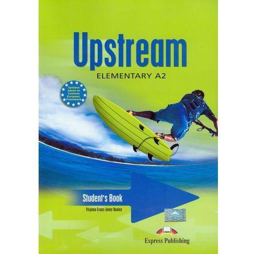 Książki do nauki języka, Upstream Elementary A2 Student's Book (opr. broszurowa)