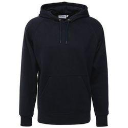 Carhartt WIP CHASE Bluza z kapturem dark navy