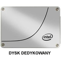 Dysk SSD 960GB DELL PowerEdge R530 2,5'' SATA III 6Gb/s 600MB/s wewnętrzny | SSDSC2BB960G701