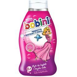 Bobini Płyn do kąpieli i mycia ciała 2w1 Mała Księżniczka 660 ml