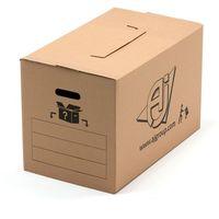 Przybory do pakowania, Karton do pakowania, 580x350x380mm, 7 mm grubości, 15szt.