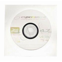 DVD+R ESPERANZA 4,7GB X 16 KOPERTA 1SZT. DVD+R ESPERANZA 4,7GB X 16 KOPERTA 1SZT.