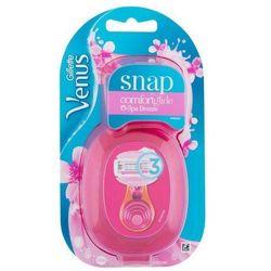 Gillette Venus Snap Comfortglide Spa Breeze maszynka do golenia 1 szt dla kobiet