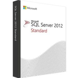 Microsoft SQL Server 2012 Standard + 15 User