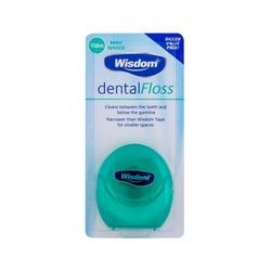 Wisdom Dental Floss nitka dentystyczna 1 szt unisex