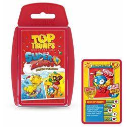 Gra karciana Top Trumps Super Zings + GRATIS na Dzień Dziecka!!