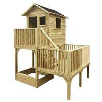 Domki i namioty dla dzieci, Domek do ogrodu dla dzieci Norbert