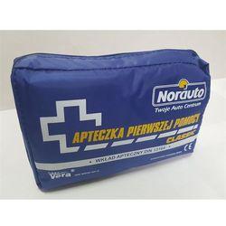 Apteczka Pierwszej Pomocy + Kamizelka odblaskowa + Gaśnica 1 kg ABC + Młotek Bezpieczeństwa + Trójkąt ostrzegawczy