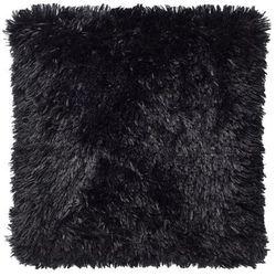 Poduszka GoodHome Modoc 40 x 40 cm czarna
