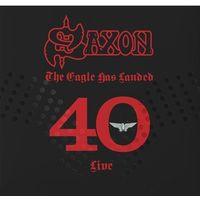 Pozostała muzyka rozrywkowa, THE EAGLE HAS LANDED 40 (LIVE) - Saxon (Płyta winylowa)