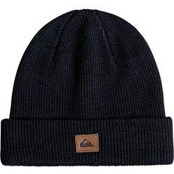 Quiksilver czapka zimowa Performed Black - BEZPŁATNY ODBIÓR: WROCŁAW!