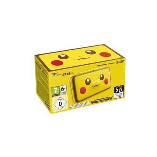 Pozostałe gry, Nintendo New 2DS XL Pikachu Edition