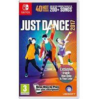 Gry Nintendo Switch, Ubisoft gra Just Dance 2017 na konsolę Nintendo Switch