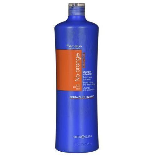 Mycie włosów, Fanola No Orange   Szampon neutralizujący ciepłe odcienie ciemnych włosów 1000ml