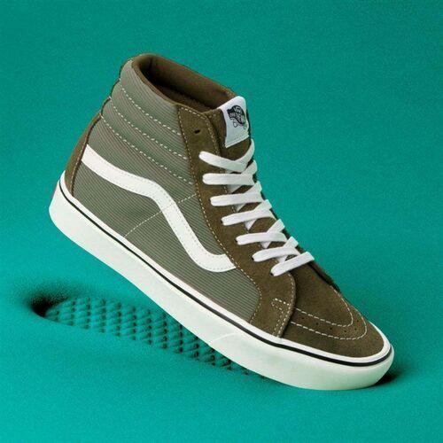 Męskie obuwie sportowe, buty VANS - Comfycush Sk8-Hi Reissue (Rip Cord) Beech/Marshmlw (VX3) rozmiar: 37