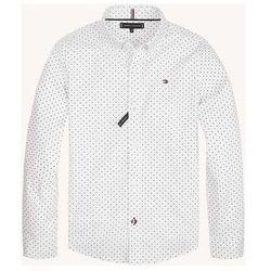 Koszule z długim rękawem Tommy Hilfiger KB0KB04976 MINI PRINT 5% zniżki z kodem JEZI19. Nie dotyczy produktów partnerskich.