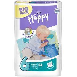 BELLA HAPPY Junior 16 kg+ extra Big Pack, 54 szt - pieluszki jednorazowe