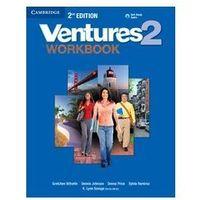 Leksykony techniczne, Ventures 2. Ćwiczenia + CD (opr. miękka)