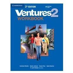 Ventures 2. Ćwiczenia + CD (opr. miękka)