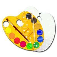 Pozostałe zabawki edukacyjne, Paleta z Farbami RUSSELL - 12 szt.