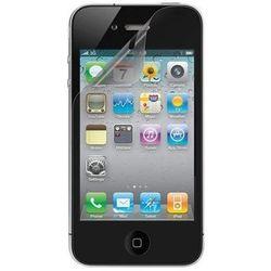 2x Folia ochronna na ekran do iPhone 4 / 4s + 2x ściereczka