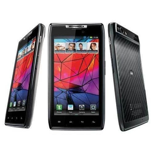 Smartfony i telefony klasyczne, Motorola RAZR