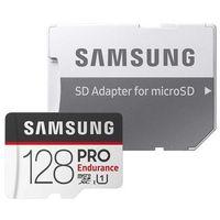Karty pamięci, Samsung MB-MJ128GA/EU Pro Endurance 128GB + Adapter