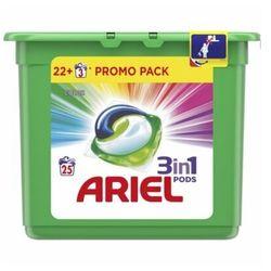 Kapsułki do prania ARIEL 3w1 Color 25 szt.