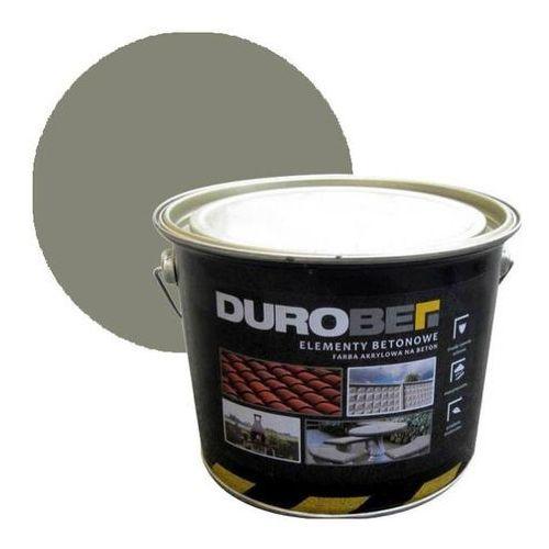 Farby, Farba Durobet elementy betonowe szara 2,5 l