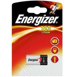 Bateria Energizer CR123 - Specjalistyczna