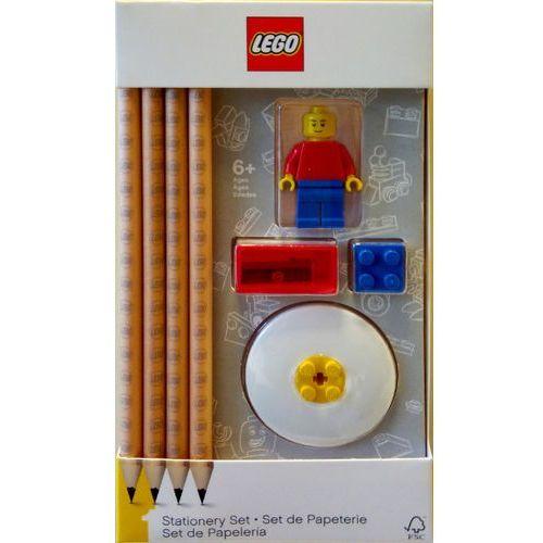 Pozostałe artykuły szkolne, 52053 ZESTAW SZKOLNY + MINIFIGURKA - LEGO GADŻETY