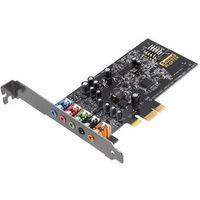 Karty dźwiękowe, Karta dźwiękowa Creative Sound Blaster Audigy Fx, 5.1, PCI-E (30SB157000001) Darmowy odbiór w 21 miastach!