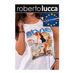 ROBERTO LUCCA Top RL1302009 WHT / STYLE