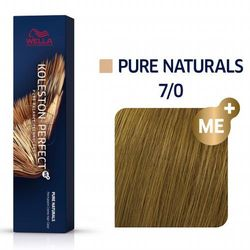 Wella Koleston Perfect Me+ 60ml Farba do włosów, Wella Koleston Perfect Me - 7/0 SZYBKA WYSYŁKA infolinia: 690-80-80-88
