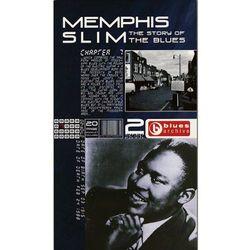 MEMPHIS SLIM - Blues Archive (2CD)