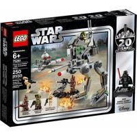 Klocki dla dzieci, 75261 MASZYNA KROCZĄCA KLONÓW (Clone Scout Walker – 20th Anniversary Edition 4) - KLOCKI LEGO STAR WARS