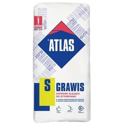 Klej do styropianu Atlas Grawis S, 25kg